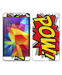 Pow - Samsung Galaxy Tab Skin