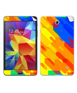 Ruby Slide - Samsung Galaxy Tab Skin