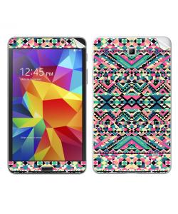 Color Blend - Samsung Galaxy Tab Skin