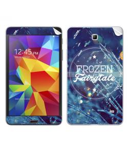 Frozen Fairytale - Samsung Galaxy Tab Skin