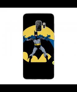 Batman vs. Superman - Samsung Galaxy S9 Carcasa Transparenta Silicon