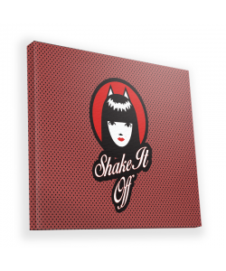 Shake it Off - Canvas Art 45x45
