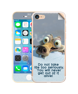Alive - iPhone 7 / iPhone 8 Skin