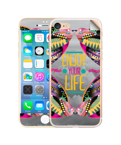 Enjoy Your Life - iPhone 7 / iPhone 8 Skin
