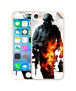 Combat Mode - iPhone 7 / iPhone 8 Skin
