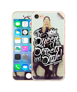 Queen of the Streets - Girl - iPhone 7 / iPhone 8 Skin
