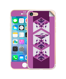 Radiant Geometry - iPhone 7 / iPhone 8 Skin