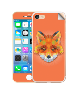 Origami Fox - iPhone 7 / iPhone 8 Skin