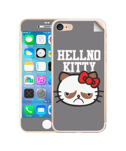 HellNo Kitty - iPhone 7 / iPhone 8 Skin