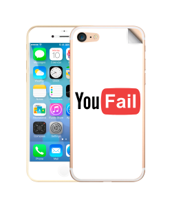 YouFail - iPhone 7 / iPhone 8 Skin