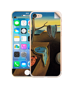 Salvador Dali - The Persistence of Memory - iPhone 7 / iPhone 8 Skin