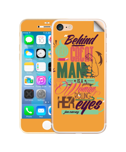 Every Great Man - iPhone 7 / iPhone 8 Skin