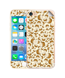 Brown Cupcakes - iPhone 7 / iPhone 8 Skin