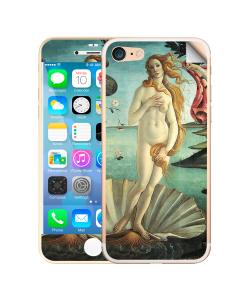 Botticelli - La nascita di Venere - iPhone 7 / iPhone 8 Skin