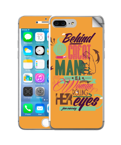 Every Great Man - iPhone 7 Plus / iPhone 8 Plus Skin