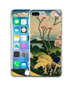 Hokusai - The Fuji from Gotenyama at Shinagawa on the Tokaido - iPhone 7 Plus Skin