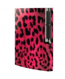 Pink Animal Print - Sony Play Station 3Skin