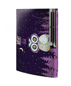 Night Owl - Sony Play Station 3 Skin