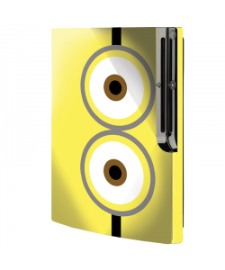 Minion Eyes - Sony Play Station 3 Skin