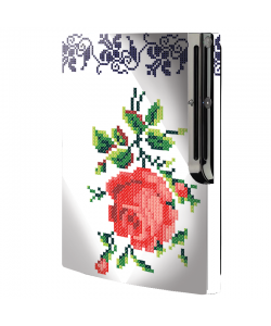 Red Rose - Sony Play Station 3 Skin