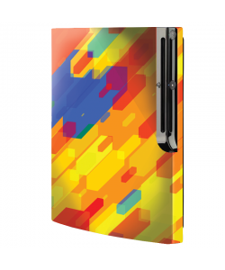 Ruby Slide - Sony Play Station 3 Skin