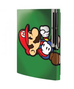 Mario One - Sony Play Station 3 Skin