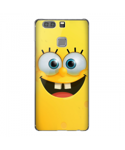 Spongebob - Huawei P10 Lite Carcasa Transparenta Silicon
