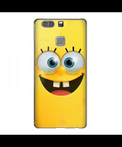 Sponge Bob - Huawei P9 Plus Carcasa Transparenta Silicon