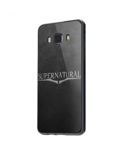 Supernatural - Samsung Galaxy J5 2017 Carcasa Silicon