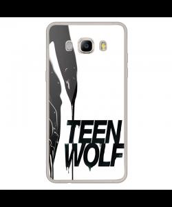 Teen Wolf - Samsung Galaxy J7 2017 Carcasa Transparenta Silicon
