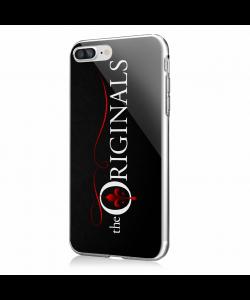 The Originals 2 - iPhone 7 Plus / iPhone 8 Plus Carcasa Transparenta Silicon