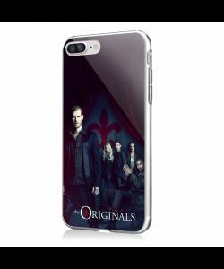 The Originals - iPhone 7 Plus / iPhone 8 Plus Carcasa Transparenta Silicon