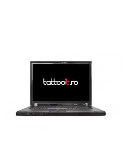 Personalizare - Lenovo ThinkPad W500 Skin