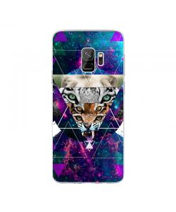 Tiger Swag - Samsung Galaxy S9 Carcasa Transparenta Silicon