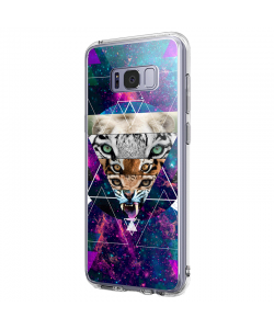 Tiger Swag - Samsung Galaxy S8 Carcasa Premium Silicon