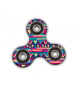 Fidget Spinner - Triancolors