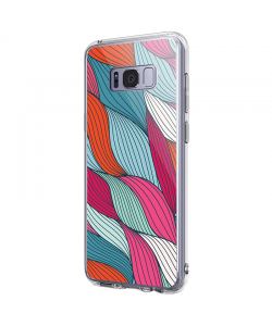 Under the Sea - Samsung Galaxy S8 Plus Carcasa Premium Silicon