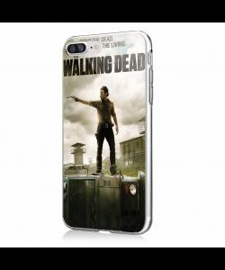 Walking Dead 2 - iPhone 7 Plus / iPhone 8 Plus Carcasa Transparenta Silicon