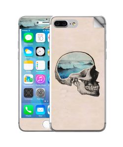 Waves in Your Head - iPhone 7 Plus / iPhone 8 Plus Skin