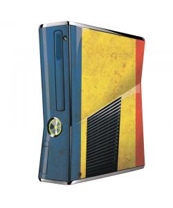 Romania - Xbox 360 Slim Skin