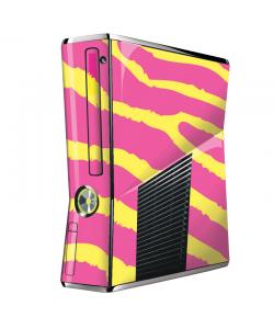 Model Zebra - Xbox 360 Slim Skin
