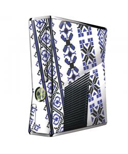 Ie Albastra - Xbox 360 Slim Skin