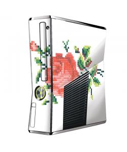 Red Rose - Xbox 360 Slim Skin