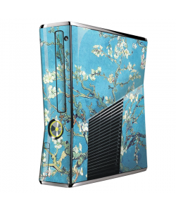 Van Gogh - Branches with Almond Blossom - Xbox 360 Slim Skin
