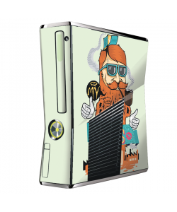 My Beard - Xbox 360 Slim Skin