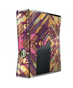 Abstract Diamond - Xbox 360 Slim Skin