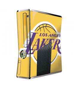 Los Angeles Lakers - Xbox 360 Slim Skin