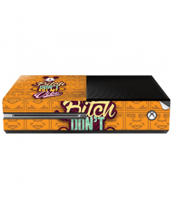 Bitch Don't Kill My Vibe - Obey - Xbox One Consola Skin