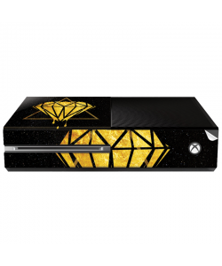 Diamond - Xbox One Consola Skin