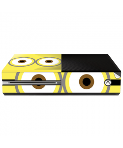 Minion Eyes - Xbox One Consola Skin